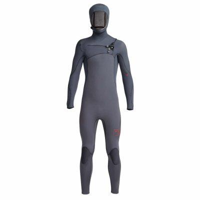 Kids-Comp-X-Hooded-Wetsuit-Gunmetal
