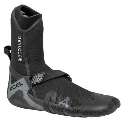 Drylock-Round-Toe-Wetsuit-Boots-Grey