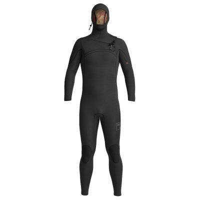 Comp-X-Hooded-Wetsuit-Black